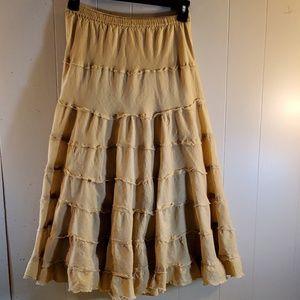 Carole Little Maxi Skirt